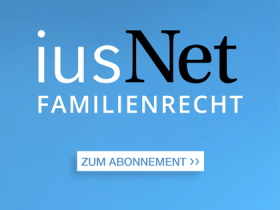 iusNet Familienrecht